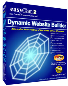 how to create dynamic web pages using php & mysql